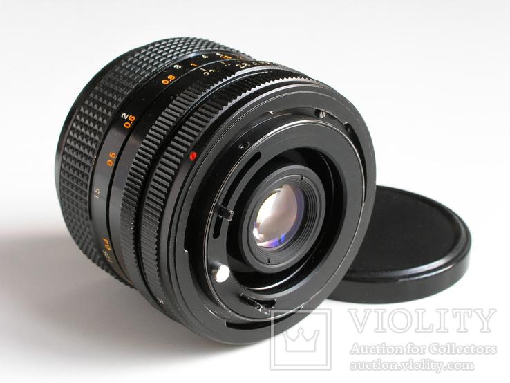Revuenon MC 2,8/28 для Canon FD, фото №4