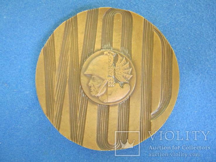 Медаль за заслуги в охране границ., фото №5