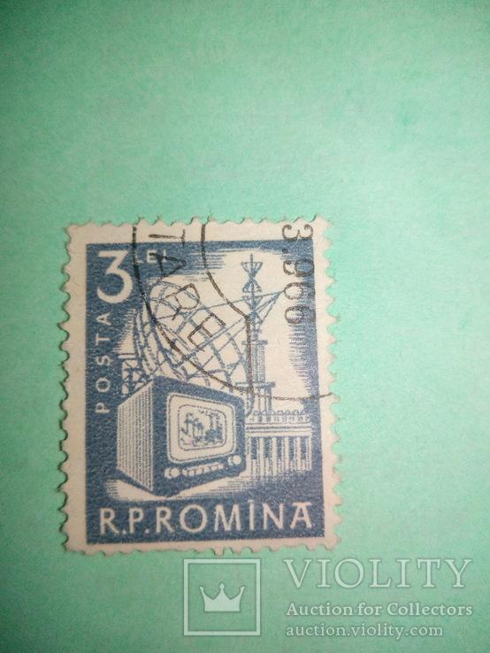 Румынская марка 2