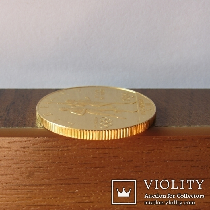 10 долларов 1984 г. США (Олимпиада ХХIII), фото №9