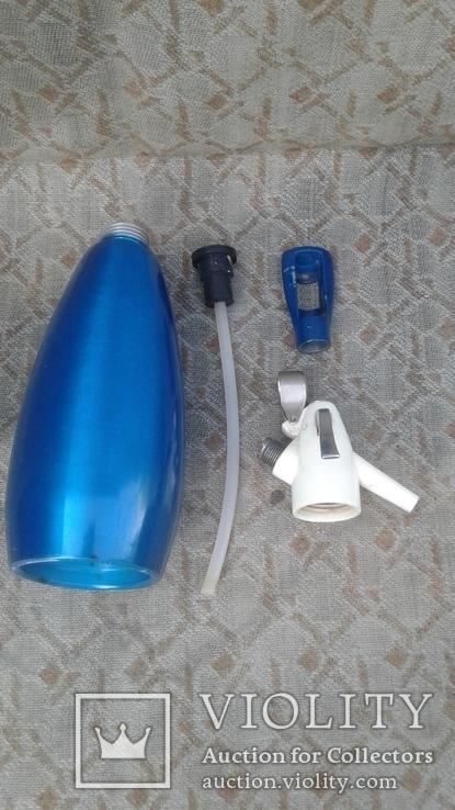 Сифон для газировки СССР, фото №3