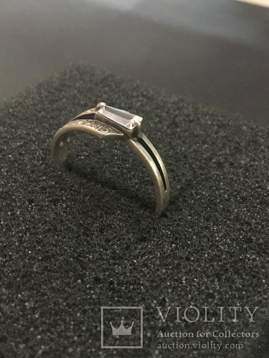 Серебряное колечко, фото №5