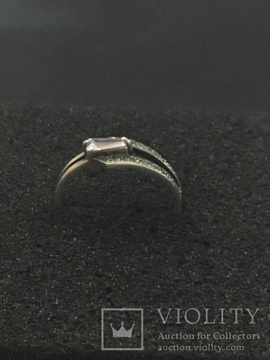Серебряное колечко, фото №7