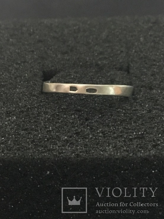 Серебряное колечко, фото №8