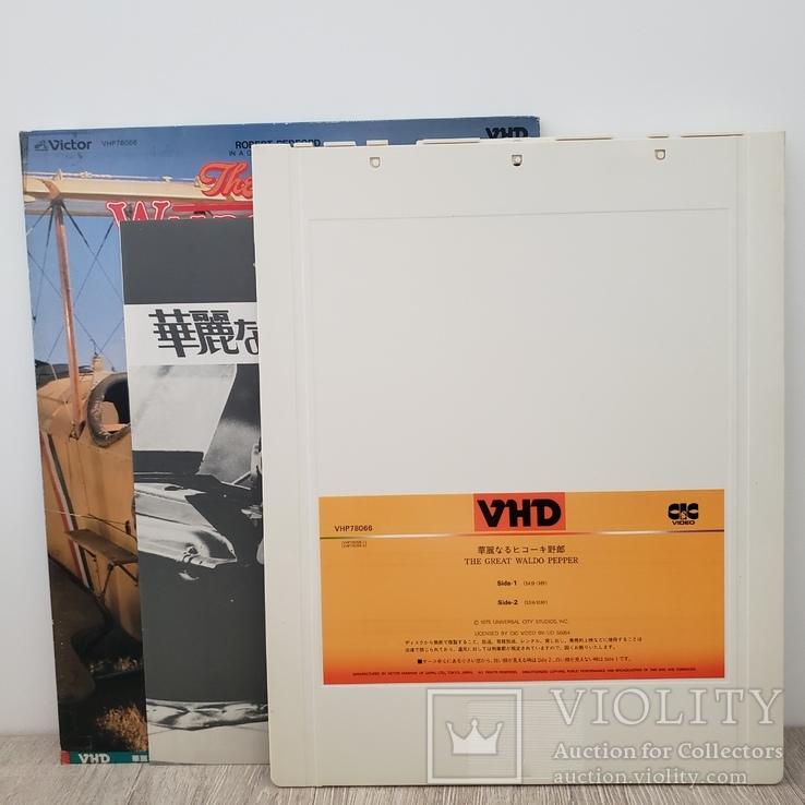 VHD Video.Retro.Фільм.Приключения/Драма.The Great Waldoo Pepper., фото №2