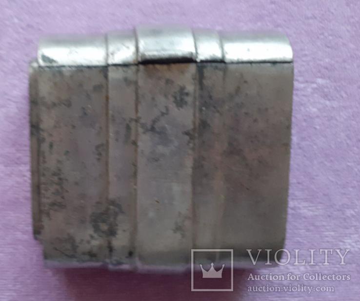 Пепельницы алюминиевые 4 шт, фото №3