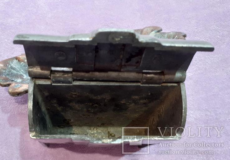 Пепельницы алюминиевые 4 шт, фото №7