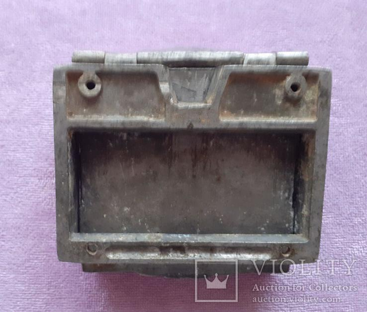 Пепельницы алюминиевые 4 шт, фото №9