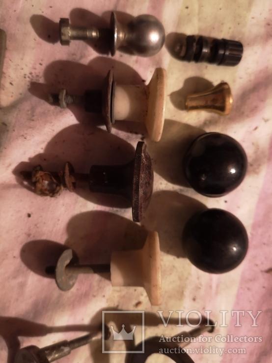 Ручки дверные СССР винтаж, фото №3