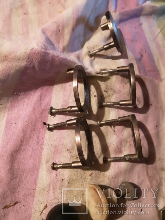 Ручки дверные СССР винтаж, фото №11