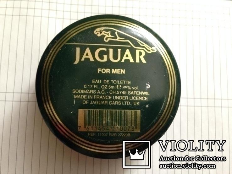 Туалетная вода Jaguar, фото №4