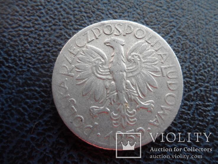 5  злотых 1959  Польша   (,11.5.3)~, фото №3