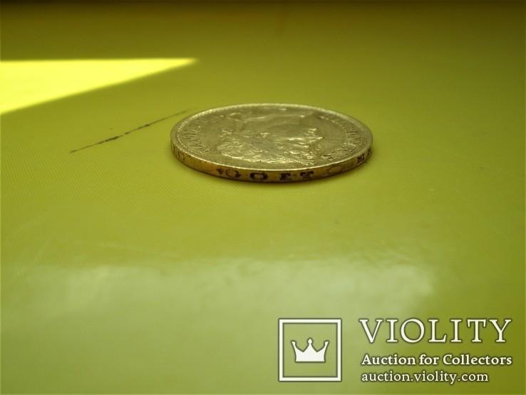 20 франков 1808 г. Вестфалия. Германия(1), фото №4