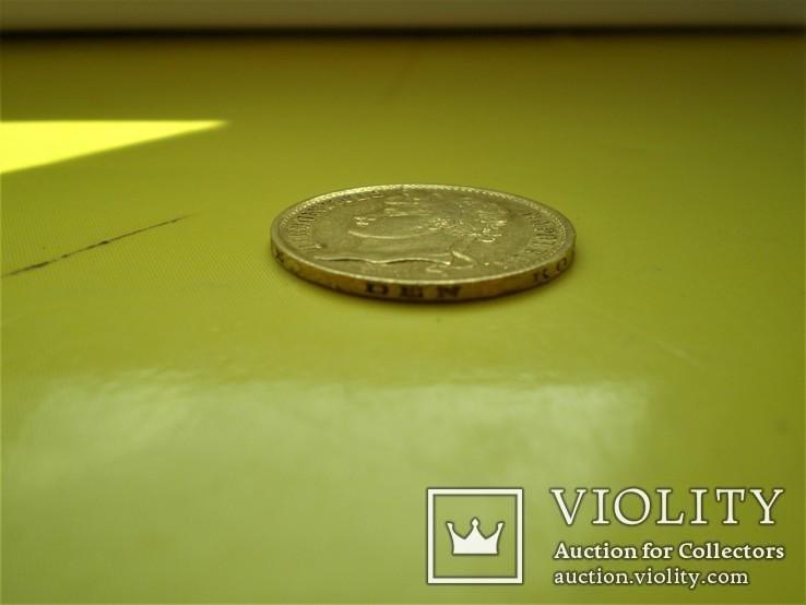 20 франков 1808 г. Вестфалия. Германия(1), фото №6