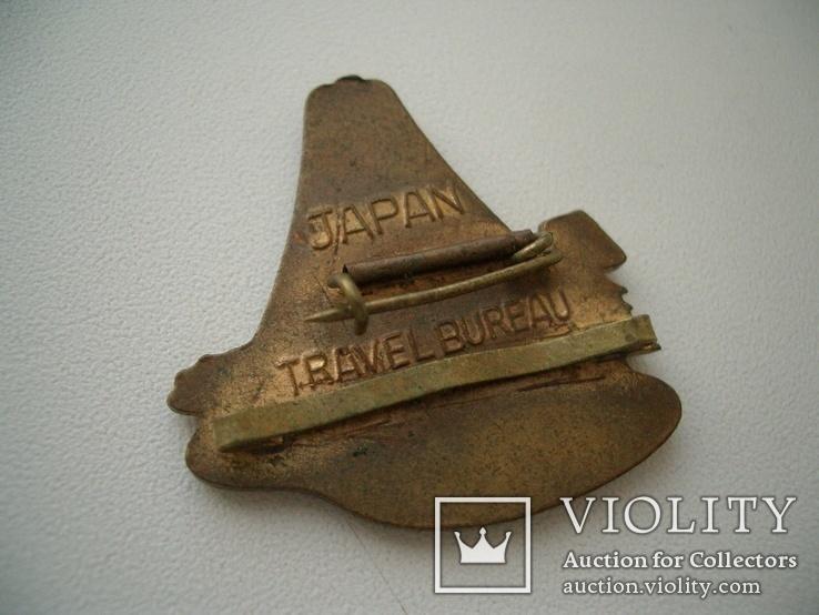 Знак Япония.Бюро путешествий, фото №4