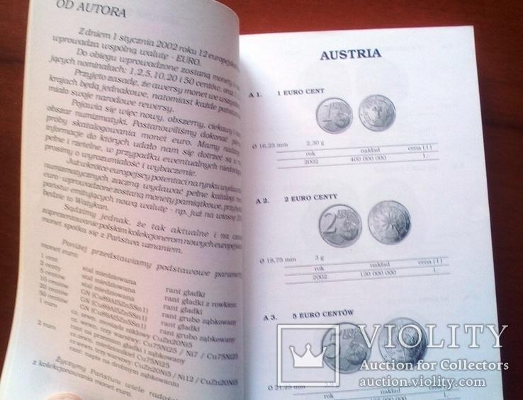 Каталог монет Польши + каталог Евро монет 2002 г., фото №6