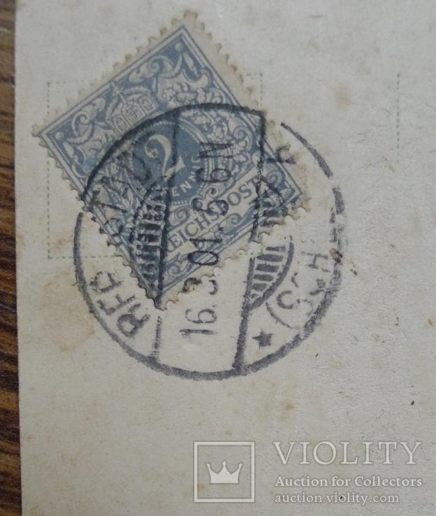 Старинные открытки с барышнями., фото №8