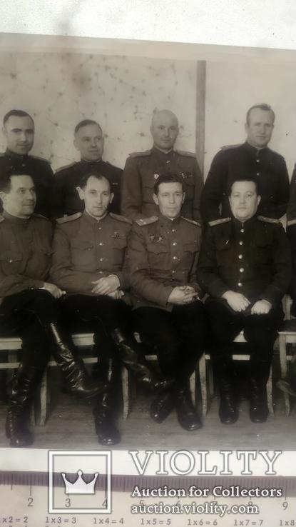 Герой советского союза с товарищами летчиками, фото №3