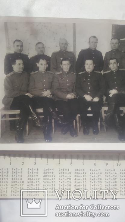 Герой советского союза с товарищами летчиками, фото №4