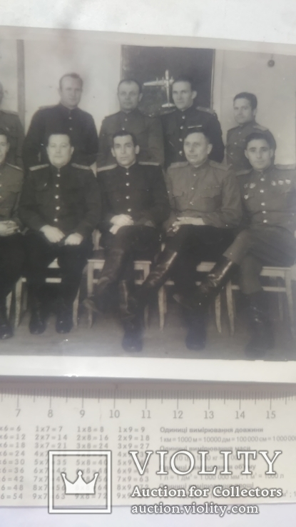 Герой советского союза с товарищами летчиками, фото №5
