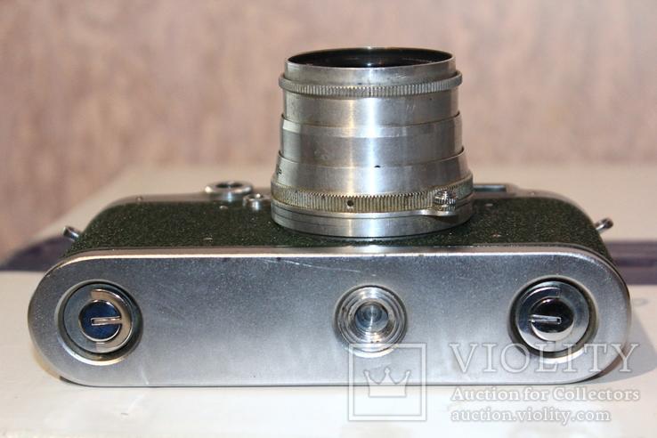 Фотоаппарат ФЭД 2(зеленый корпус)., фото №7