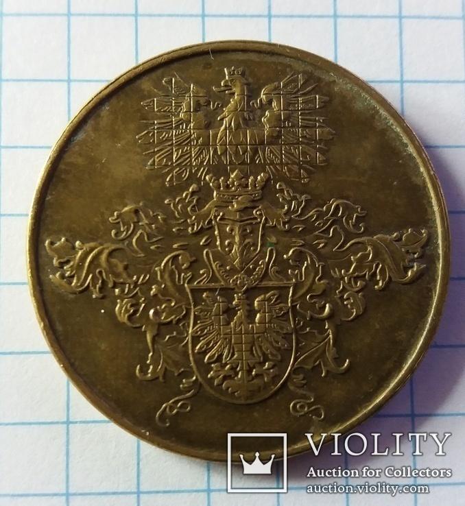 Памятная медаль., фото №4