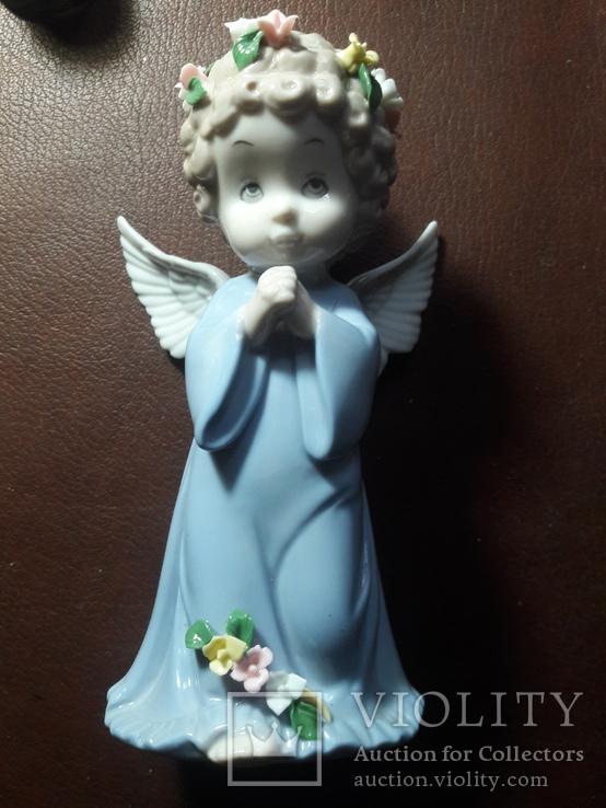 Фигурка Девочки -Ангела, фото №4