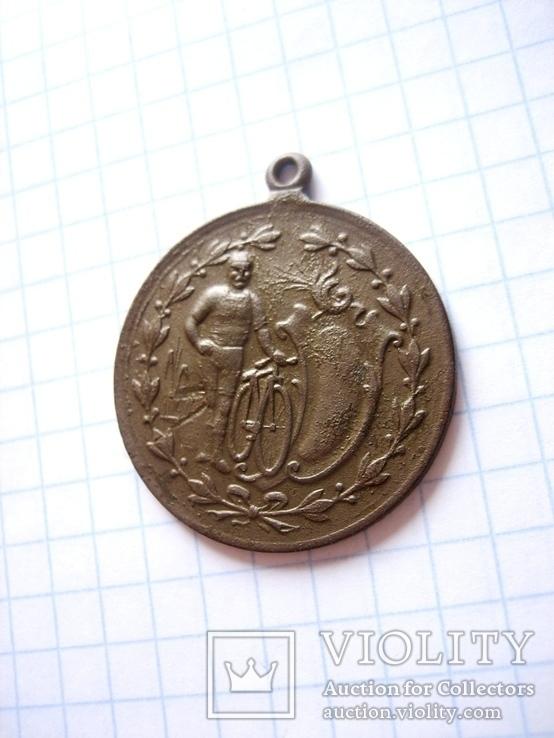 Медаль - Велоспорт, фото №10