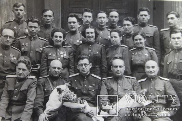 Фото группа терапевтов Рига 1946 год, фото №4