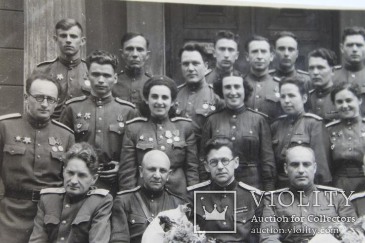 Фото группа терапевтов Рига 1946 год, фото №5