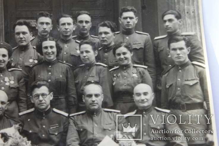 Фото группа терапевтов Рига 1946 год, фото №6