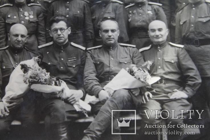 Фото группа терапевтов Рига 1946 год, фото №7