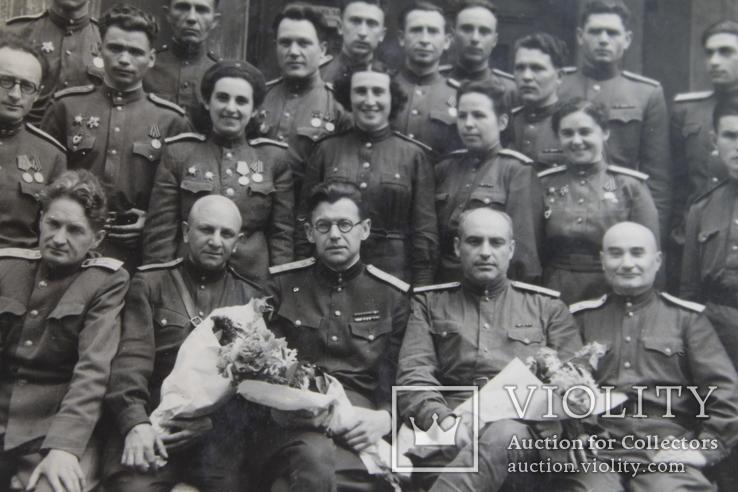 Фото группа терапевтов Рига 1946 год, фото №9