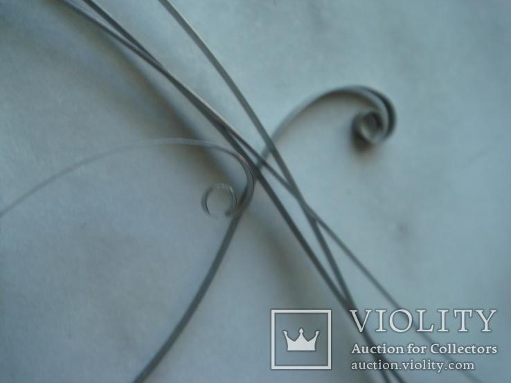 Пружина к часовому механизму. ширина 1.1 мм. 5 шт, фото №5