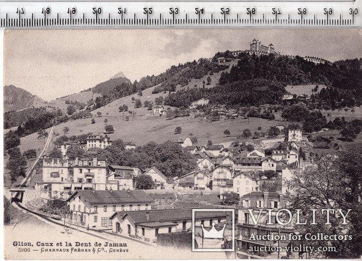 Швейцария. Институт Глион. 1906 год. (3), фото №2