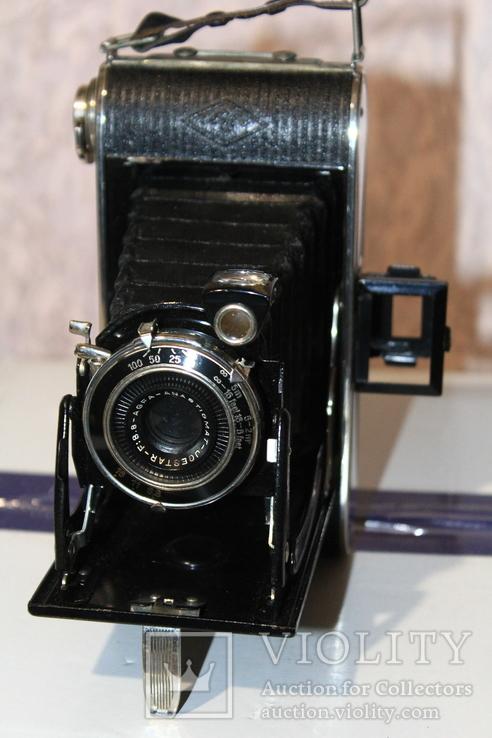 Фотокамера AGFA Billy Record, фото №2