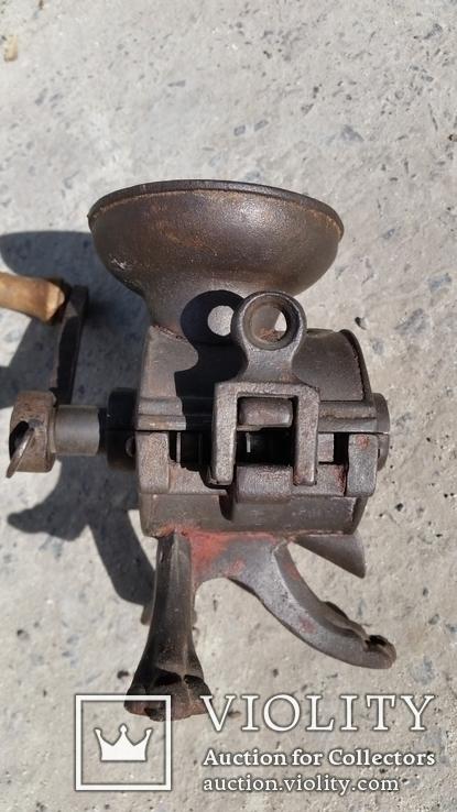 Млинок для камяної солі, кісткового цукру, патент, Німеччина, фото №3