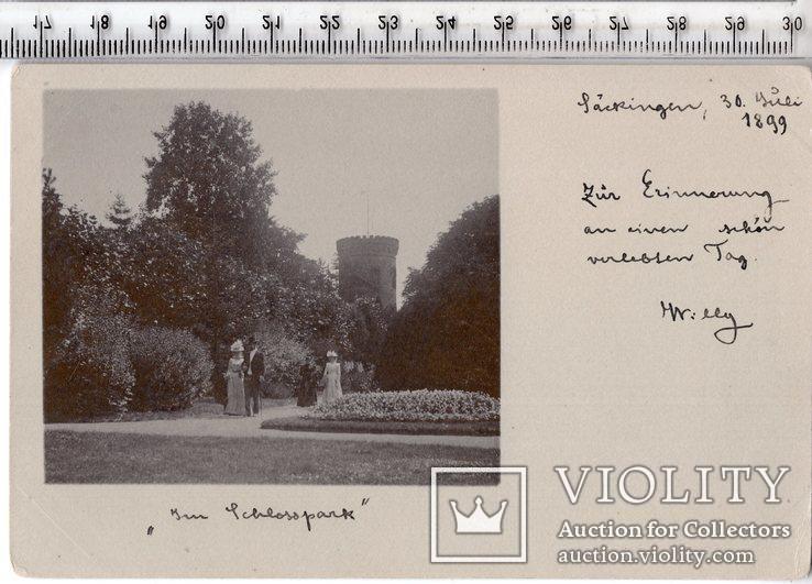 Швейцария. 1899 год. (3), фото №2