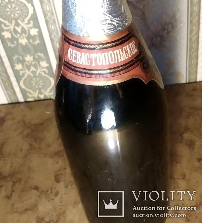 Шампанское игристое 200 лет Основания Севастополя (в связи с не выкупом), фото №5
