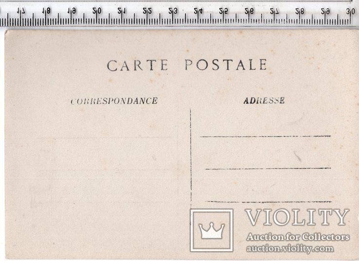Старинная открытка. До 1945 годa. Разное. (3), фото №3