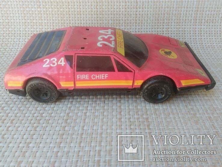 Машинка Пожарный департамент, фото №5
