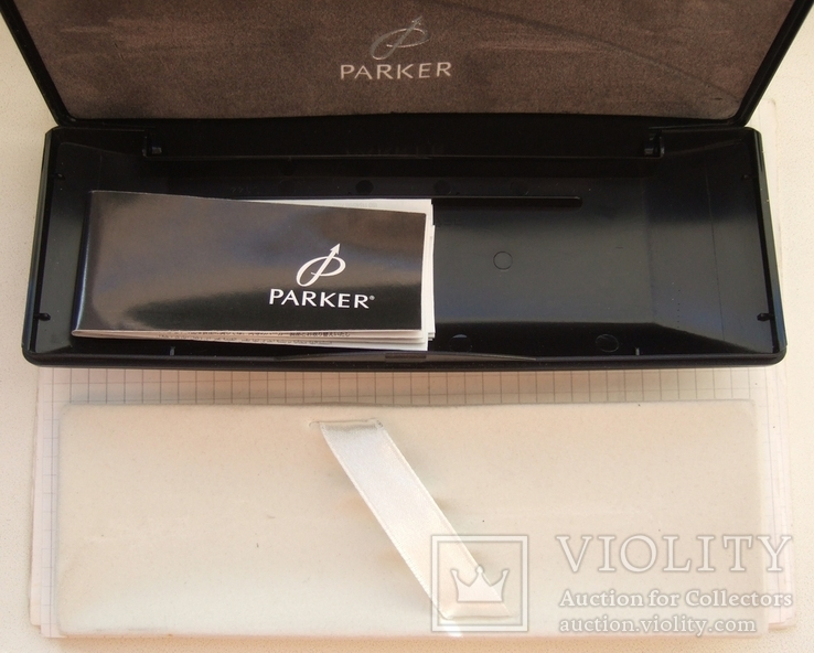 Футляр для ручек Parker. Новый., фото №6
