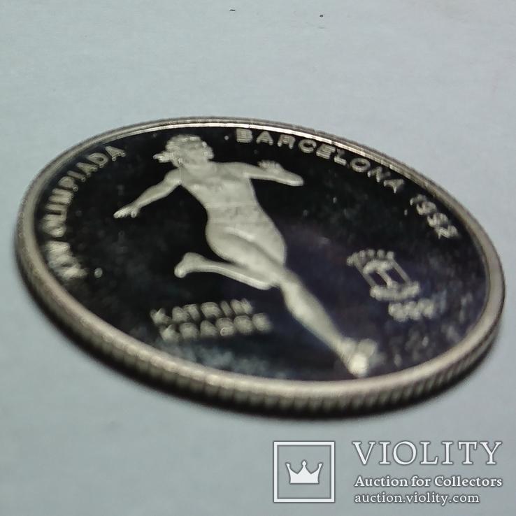 Гвинея Олимпиада 1992, фото №3