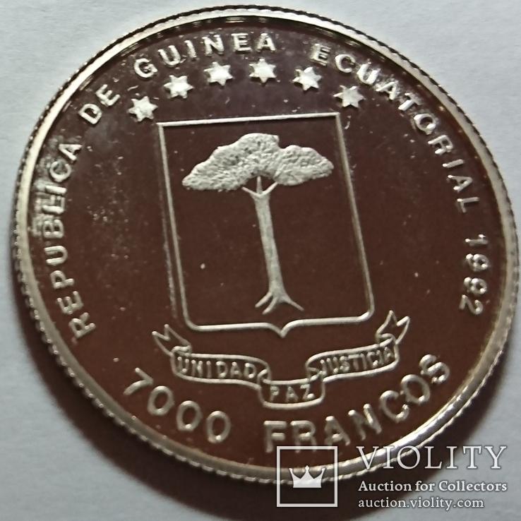 Гвинея Олимпиада 1992, фото №4