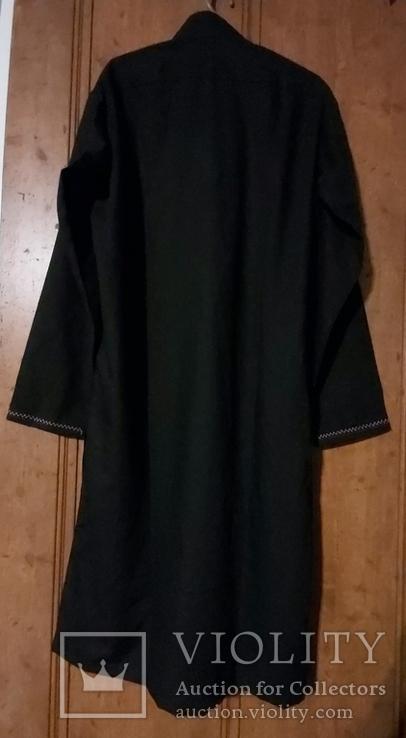 Восточная мужская рубашка с вышивкой, фото №8