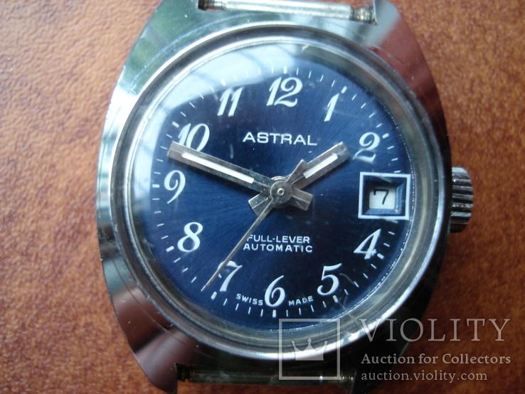 Часы ASTRAL swiss. Жен.Автоподзавод., фото №9