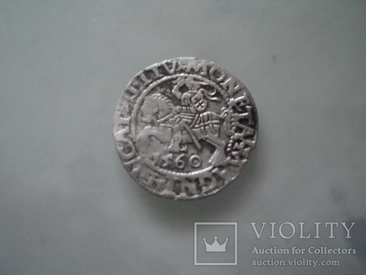 Полугрош 1560, фото №3