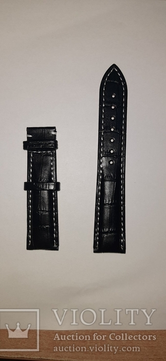 Новый ремешок для часов Longines, 20 мм, фото №2