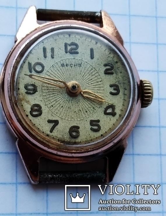 Часы Весна, фото №3