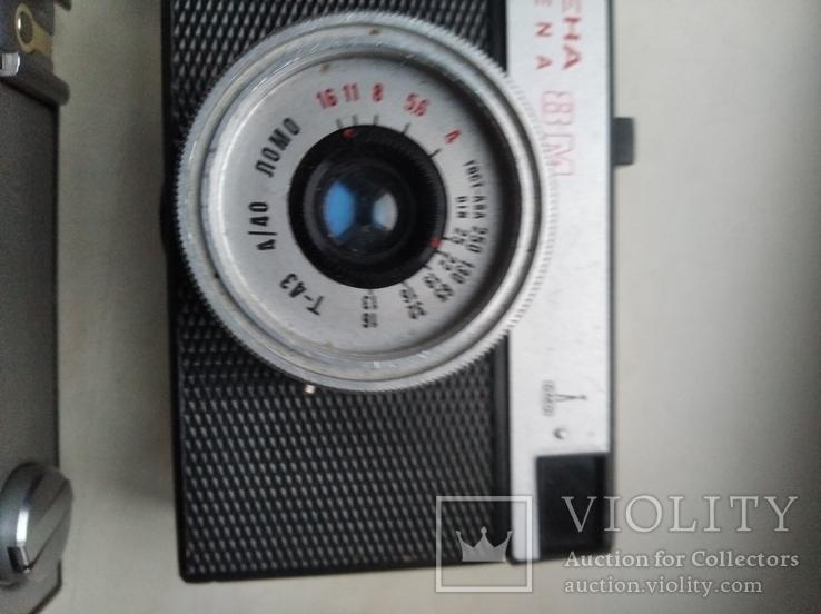 Фотоаппараты СССР, фото №4